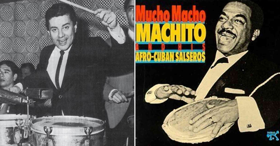 Songwriter, producer and Bronx native Burt Berns admired, among others, Latin jazz musicians Machito and Tito Puente.