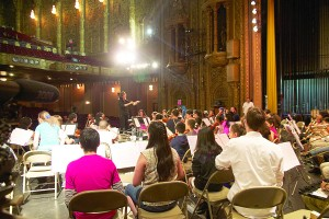 UpBeat NYC is an El Sistema-based program.
