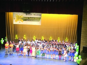 The 2014 Bronx Youth Talent Show‬ featured two dozen finalists showing off their vocal and dance skills.