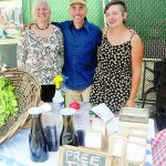 Wassaic Community Farms was one of the vendors on site.