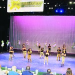 The TamiCo dance team took first prize in the dancing category.