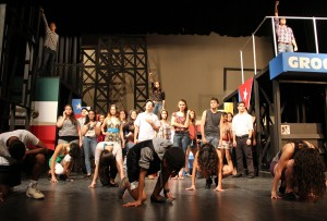 Gateway High School's production has been recognized state-wide.