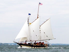 Participants of the Riverdale Riverfest will have the opportunity to enjoy boat rides on the Hudson River.
