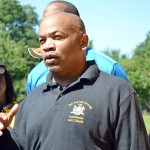 """Assemblymember Carl Heastie described the Houses as """"a jewel""""."""