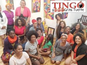 TINGO: Grita Fuerte celebró el día internacional de la mujer afro-latina, afro-caribeña y de la diáspora.