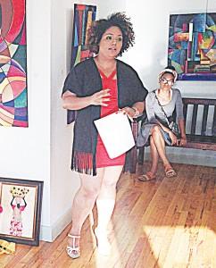 """""""El evento fue profundo, poderoso y divertido"""", dijo Nathalie Tejada."""
