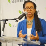 Dr. Susan Beane, Vice President, Medical Director of Healthfirst, moderated the panel discussions.