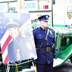 Sgt. Keith A. Ferguson, who died while on duty in 2004, was honored.