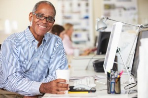Low-income seniors will receive job training.