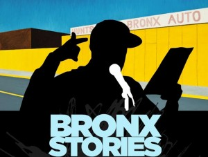 The Bronx Stories series seeks to provide a platform for community voices.