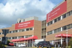 El Hospital Allen celebro su feria anual de otoño de la salud.