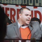"""""""Hechemos a un lado la política"""", dijo el asambleísta Marcos Crespo."""