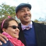 """""""Estas son nuestras hermanas, madres, suegras y abuelitas"""", dijo el presidente del condado del Bronx, Rubén Díaz Jr."""