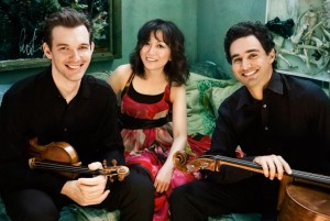 The Horszowski Trio has toured the U.S. and throughout Japan, China and India.