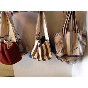 """Se han llamado """"bolsos que se ven bien y hacen bien""""."""