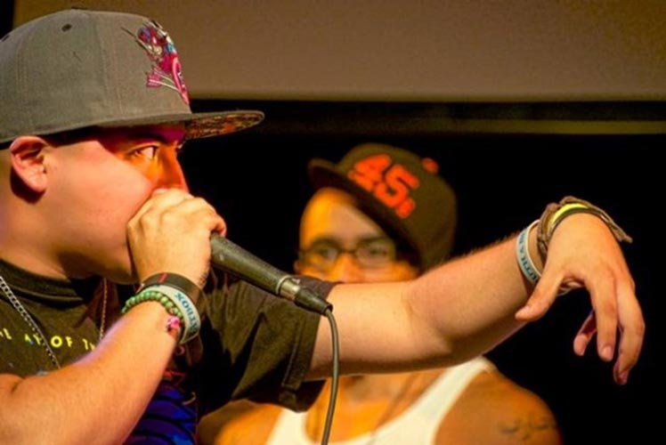 American Beatboxer chronicles the evolution of beatboxing.