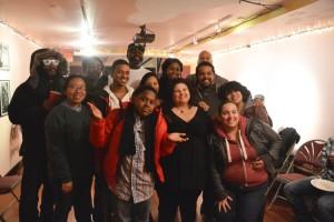 Los cineastas participaron en un programa patrocinado por NeON Arts y el Centro Documental Maysles.