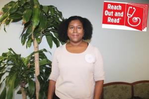 """""""Esos primeros años son muy importantes"""", dijo Asari Beale, de 'Reach Out and Read.'"""