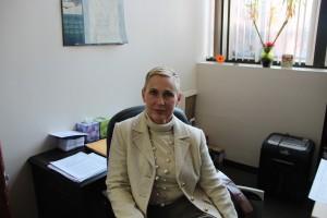 """""""Este tipo de programa es muy raro"""", dijo Mary Callahan, directora de Servicios Ambulatorios en Odyssey House."""