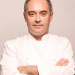 La exposición presentará la obra del chef Ferran Adrià.