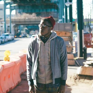 Dondre Green es un fotógrafo y artista gráfico.