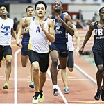 The Games are the largest indoor high school meet in the country.