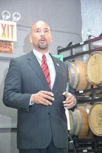 Borough President Rubén Díaz Jr.