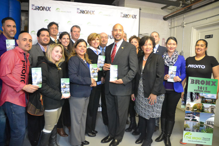 The Bronx Tourism Council has launched the first Bronx Visitors Guide.