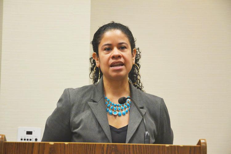 """""""La intervención es prevención"""", destacó la coordinadora del programa LIP Beatriz Coronel."""