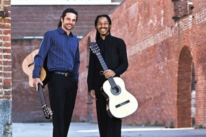 Douglas Lora and João Luiz will perform popular Brazilian songs.
