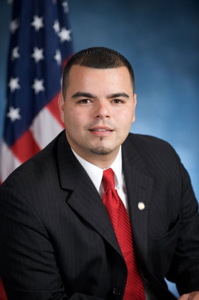 Asembleista Marcos Crespo.