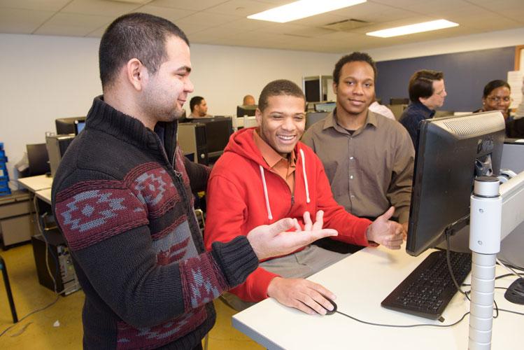 Per Scholas is New York City's largest IT workforce development program.