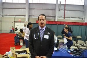 Las personas con diabetes tienen el doble de riesgo de sufrir un ataque al corazón, dijo el Dr. Perry Frankel.
