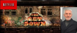 Gearing up for The Get Down </br> Preparándose para The Get Down
