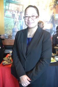 Jewel Nuqui es director de area.