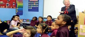 Linked up in literacy <br /> Conectados por la alfabetización