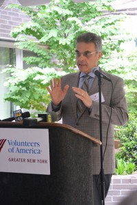 """""""[This] will result in critical savings for New York State taxpayers,"""" said Robert Sanborn, Principal at The Housing Collaborative."""