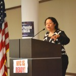 Maribel Hernández Rivera is the Executive Director for Executive Action at the Mayor's Office of Immigrant Affairs.