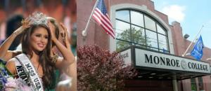The Miss at Monroe </br>La señorita Estados Unidos en Monroe