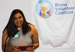 Youth Leader Award winner Jailine Casado