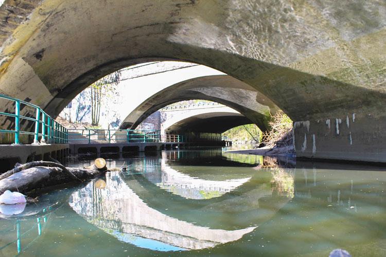 Duncomb Bridges.