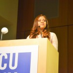 """The sky is the limit,"" said valedictorian Kirssy Martínez."