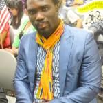 """""""I grew up as an American,"""" says Koku Afeto."""