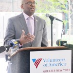 Darryl Towns is the Commissioner and CEO of New York State Homes and Community Renewal.