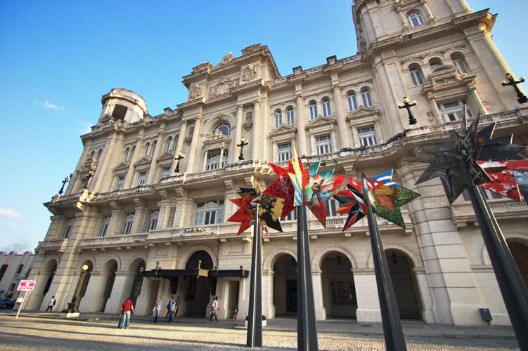 The exhibit will run concurrently with the Museo Nacional de Bellas Artes in Havana, Cuba.