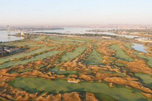 The 7,400-yard golf course. Photo: The Trump Organization