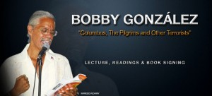 Join Bobby González for a special performance.