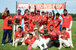 Watch best high school cricket players at the Mayor's Cup Cricket All-Star Game.