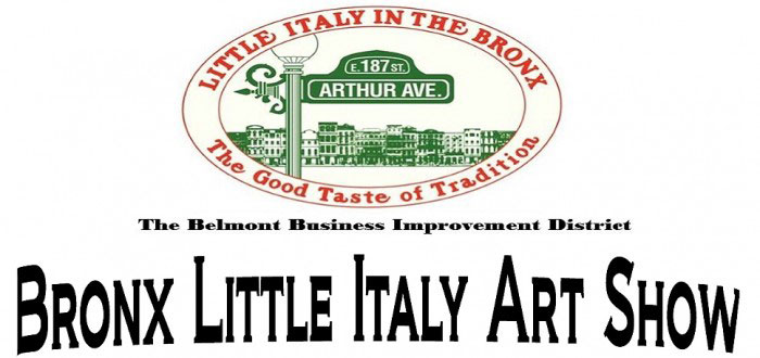 Display your art at the Little Italy Art Show.
