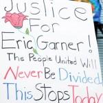 Garner's death sparked protests.